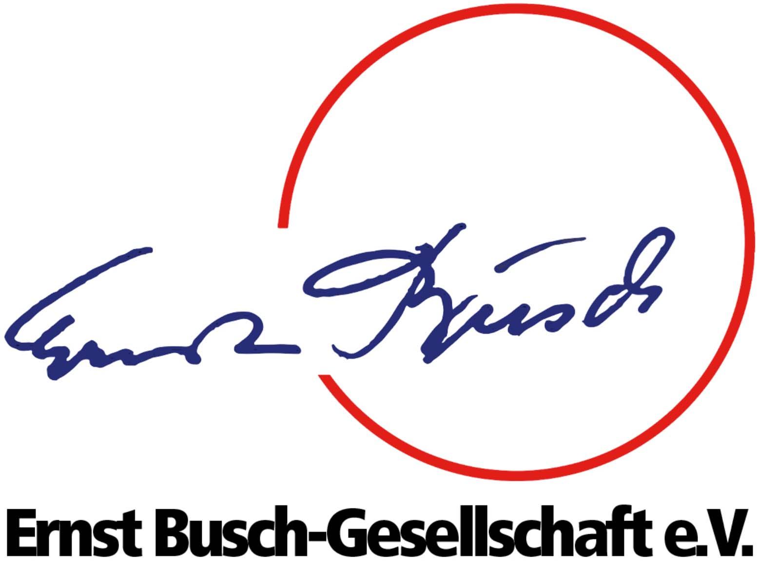 Signet Ernst Busch-Gesellschaft e.V.