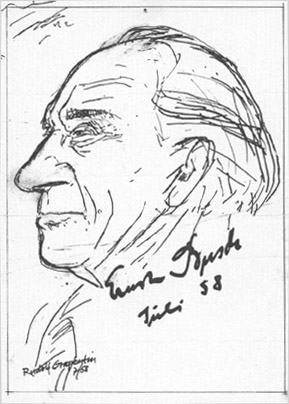 Ernst Busch Biografie