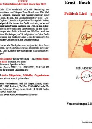 Veranstaltungen 1.Hlbj.2002, Freundeskreis