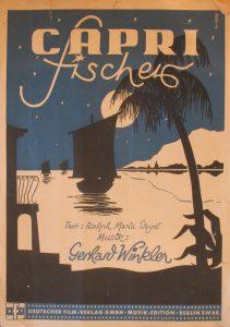 capri-fischer-notendeckblatt_1947