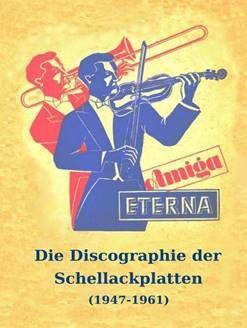 Meyer-Rähnitz_Amiga ETERNA_Discografie der Schellackplatten